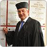 September, 1. Solemn ceremony of awarding the Honorary Doctor title to Mr. Vladislav Tretiak, distinguished sportsman, Olympic champion, was held at SPbUHSS
