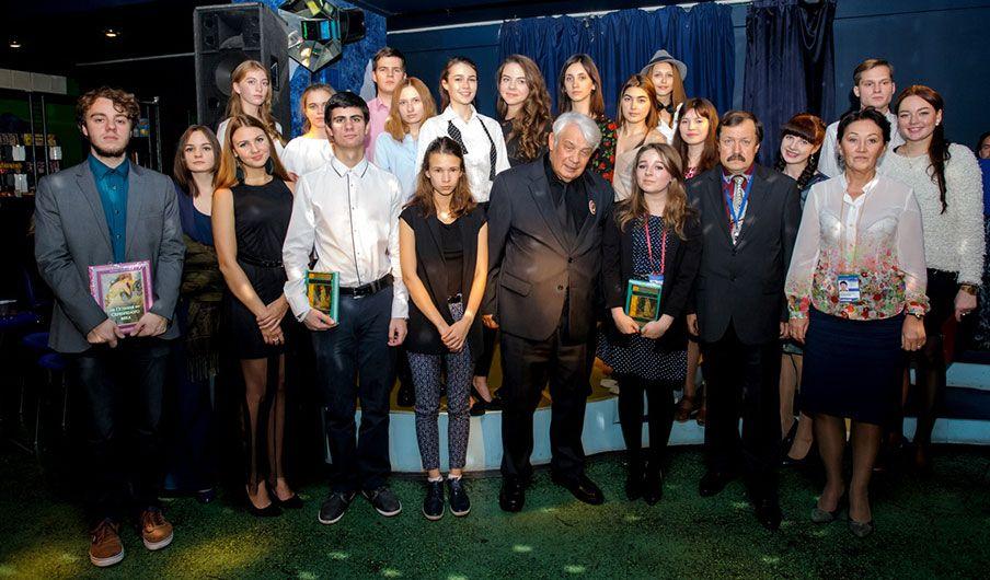 13 октября 2015 год. Поэтический вечер, посвященный 120-летию со дня рождения поэта Сергея Есенина