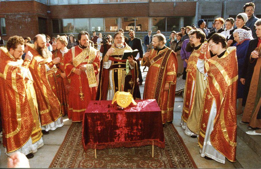 Храм кирилла и мефодия саранск расписание богослужений