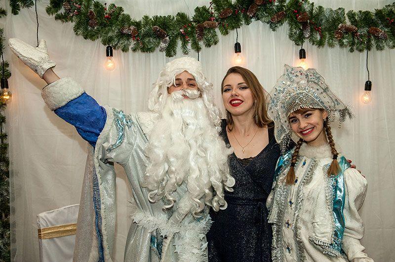 28 декабря 2017 года. Новогодний бал студентов СПбГУП в Николаевском Дворце (Дворец Труда)