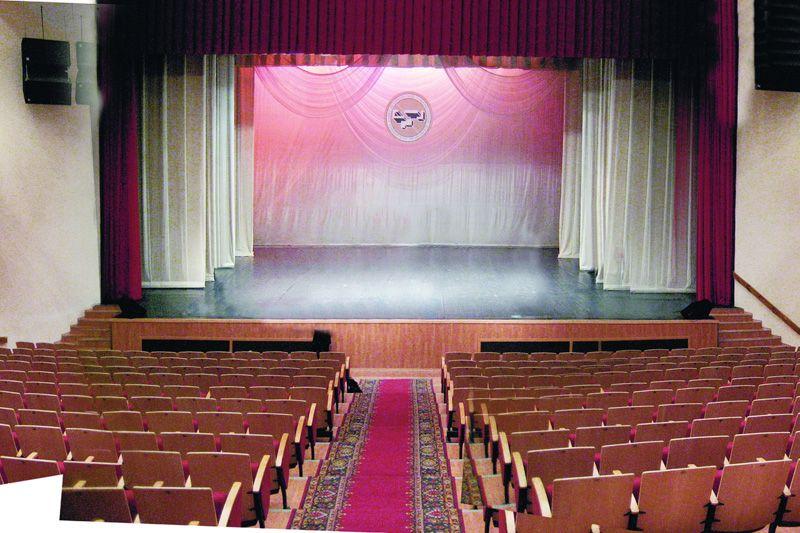 Театрально-концертный зал им. а.п. петрова - спбгуп.